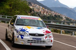 Magliona Motorsport da applausi con Pisano al Rally d'Ogliastra