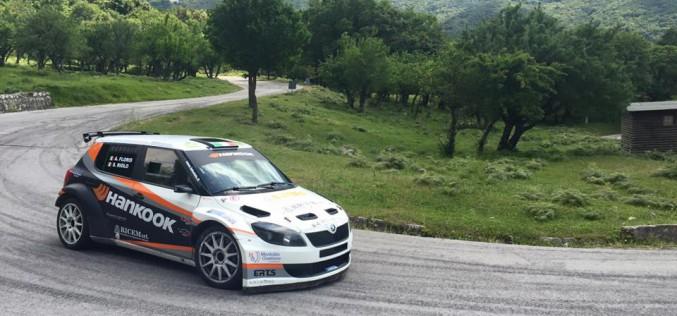 Erts Hankook Competition alla Targa Florio: con Riolo-Floris e la Skoda in cerca del podio