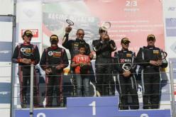 Zanardini-Perel, per il titolo GT Cup ci siamo anche noi