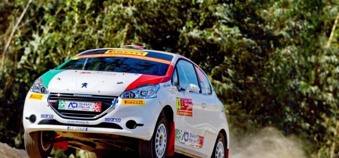 I giovani di ACI Team Italia chiudono in rimonta il Rally del Portogallo