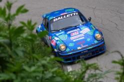 Un difficile Rally Campagnolo per Balletti Motorsport