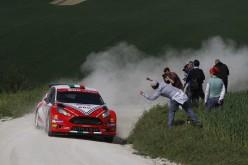 Al Rally dell'Adriatico BRC conquista un altro podio