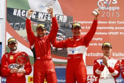 Casè-Gattuso, con la vittoria di Vallelunga continua la striscia vincente della Scuderia Baldini 27