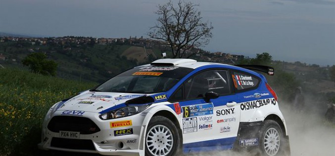 En-Plein solo sfiorato per Pirelli al Rally Adriatico