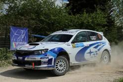Dipalma secondo nel Produzione al Rally Adriatico