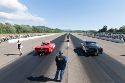Rivanazzano Dragway – Wide Open International 2015, Due gare d'accelerazione auto più una speciale