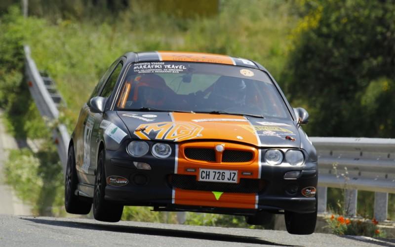 """Trofeo Rally Automobile Club Lucca: Roberto Marchetti e Juri Parducci leader dopo il """"Valdinievole"""""""