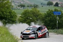 Il Trofeo Rally Terra si veste di rosso e di nero