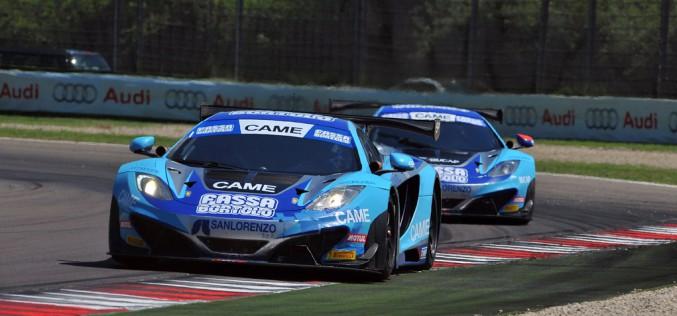 Gara due regala ad Imola i primi punti a Racing Studios Squadra Corse