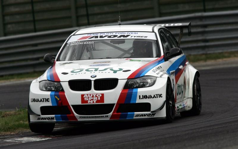Le BMW di Meloni-Tresoldi e Valli-Montalbano vincono le due gare del secondo round del Campionato Italiano Turismo Endurance