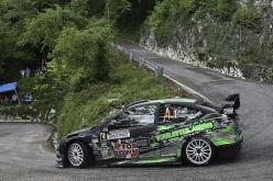 Paolo Porro e Paolo Cargnelutti su Ford Focus WRc si aggiudicano il 32° Rally della Marca