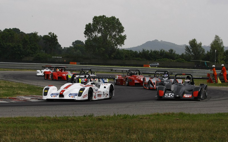 Concluso a Magione il terzo Aci Racing Weekend 2015