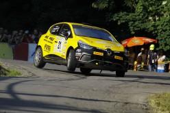 """Pistoia Corse sul podio del """"Rally Degli Abeti"""" con Federico Gasperetti"""