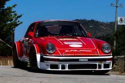 Guagliardo-Granata su Porsche nella Targa Florio Historic Rally