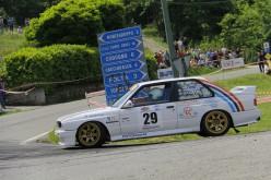 Rally del Taro in chiaroscuro per Pistoia Corse