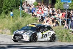 A Rudy Michelini su Citroën DS3 R5, il 33° Rally degli Abeti e dell'Abetone
