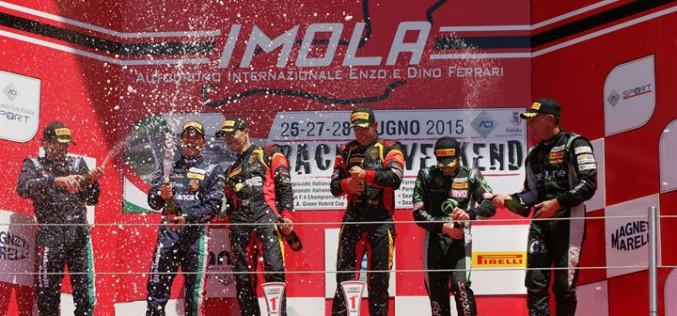 Mirko Zanardini, dedico questa vittoria ad Andrea Mamè a due anni dalla sua scomparsa al Paul Ricard