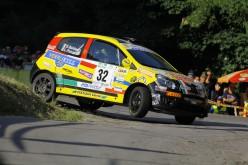 Luca Panzani nella top ten del 33° Rally degli Abeti e dell''Abetone