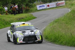 Ottima prova per la Citroën Ds3 R5 del Team Procar Motorsport al Rally del Taro