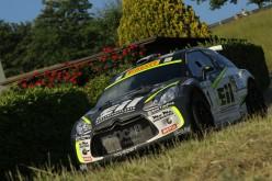 Dominio della Citroën DS3 R5 di Procar Motorsport e Rudy Michelini al Rally degli Abeti