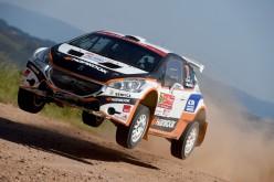 """Profumo mondiale"""" per ERTS Hankook Competition: tre  vetture al via del Rally Italia Sardegna"""