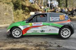 Gabriele Tognozzi di nuovo al volante: al via del Rally degli Abeti con la Punto S1600