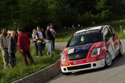 Max Giannini torna su Citroen C2 per il Rally Alta Val di Cecina