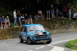 "Trofeo A112 Abarth: una dozzina al ""Lana"""
