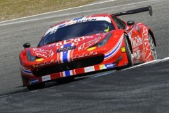 AF Corse rientra nel Campionato Italiano Gran Turismo