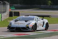 Cronaca di gara-2 del secondo round del Campionato Italiano Gran Turismo