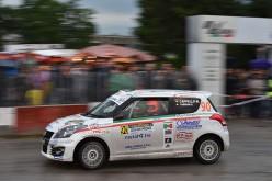 Suzuki Rally Cup Cappello e Fabbian rafforzano la Leadership
