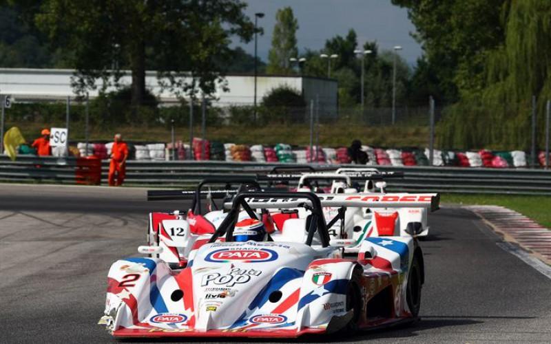 Il prossimo weekend a Magione il terzo round stagionale per il Campionato Italiano Sport Prototipi