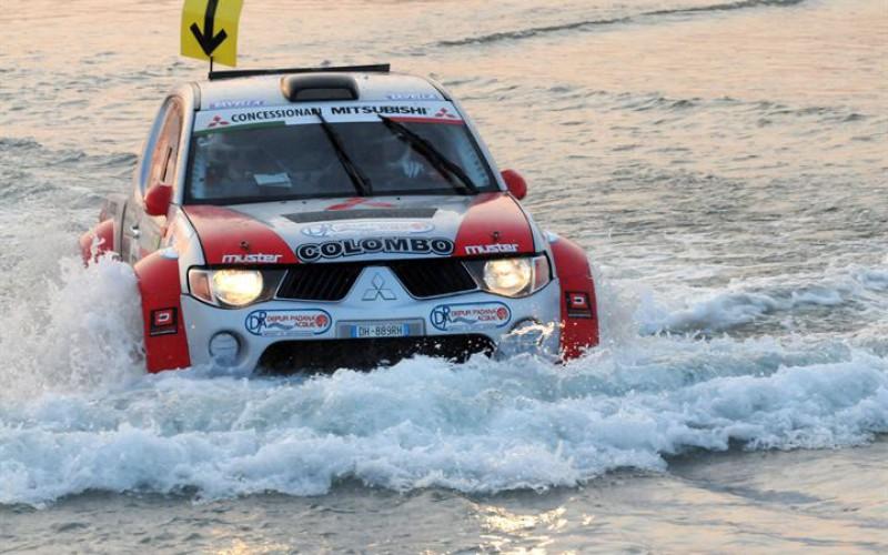 RTeam con sette  equipaggi all'Italian Baja