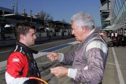Jacopo Faccioni torna in Campionato con Claudio Francisci