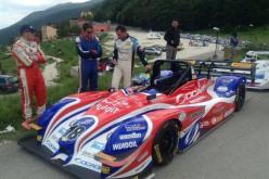 Simone Faggioli domina il Trofeo Lodovico Scarfiotti