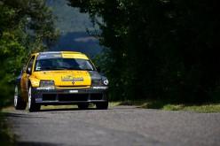 """Emanuel Forieri nella """"top ten"""" del Rally Alta Val di Cecina"""