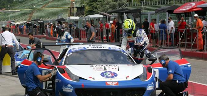 Frassineti-Beretta, una vittoria in gara-1 che li rilancia in classifica nonostante la battuta d'arresto di gara-2