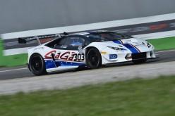 Galbiati-Dionisio vincono  nella Coppa  Lamborghini Huracan
