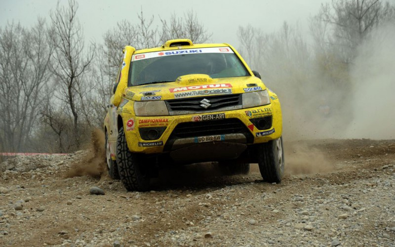 Il Cross Country al via all'Italian Baja