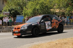 Roberto Marchetti consolida la leadership del Trofeo Rally Automobile Club Lucca