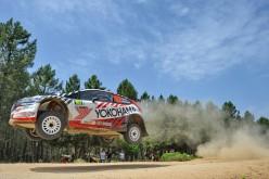 Il Rally Italia Sardegna incorona i piloti Yokohama