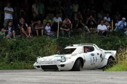 5° Rally Lana Storico con 146 scritti in totale