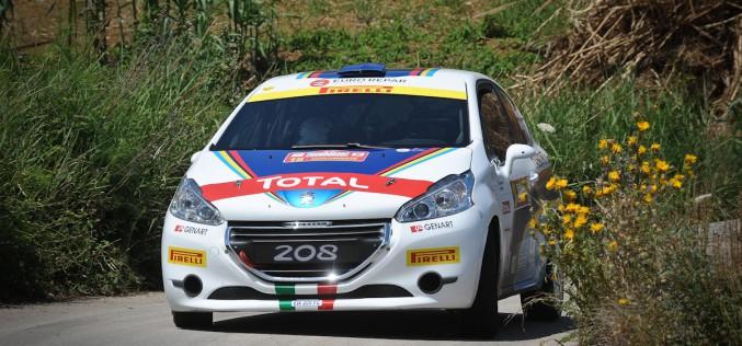 Peugeot: dominio e doppietta alla Targa Florio