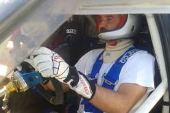 Mauro Trentin all'Italian Baja