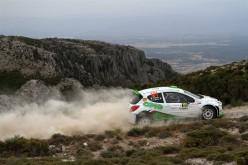 Bis sardo di Trentin – De Marco su Peugeot nel Trofeo Rally Terra