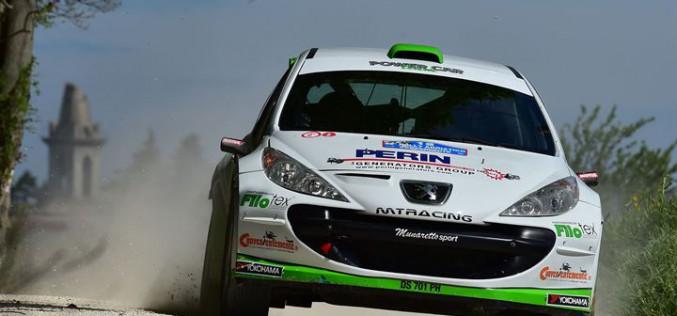 Al Rally Italia Sardegna doppio round del Trofeo Terra