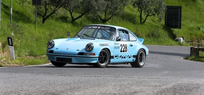 E' Guido Vivalda a vincere il Trofeo Scarfiotti per Auto Storiche