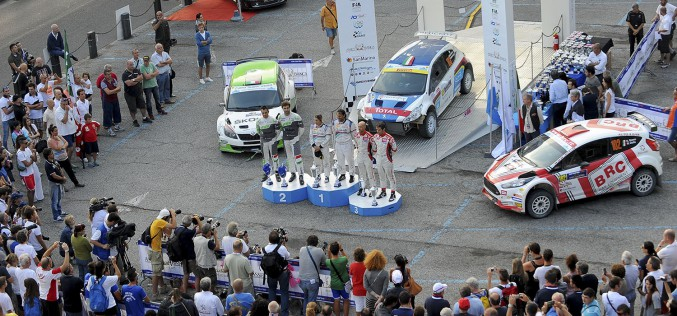 Scatta il 43° Rally di San Marino
