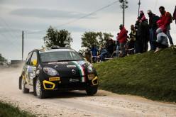 """Corinne Federighi sempre più leader """"rosa"""" nel Campionato Italiano Rally"""