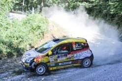 Luca Panzani ha vinto il Trofeo Renault Twingo R2 Top